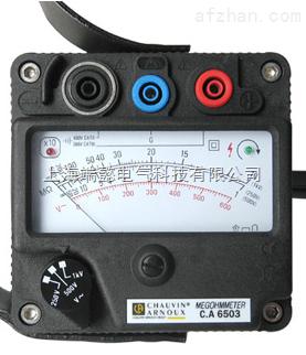 CA6503 手摇绝缘表