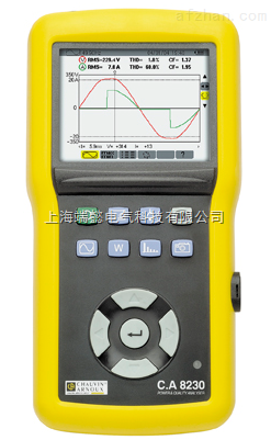 CA8230 单相电能质量分析仪