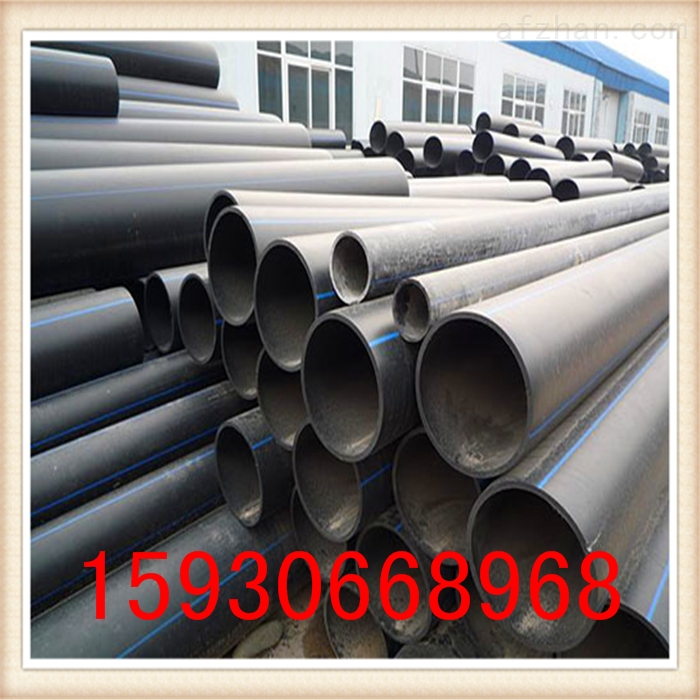 朝阳pe给水管图片【海井管业】PE100给水管生产厂家 价格 批发 供应