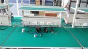防静电工作台上连接静电胶皮垫与接地线专用星爪式接地夹