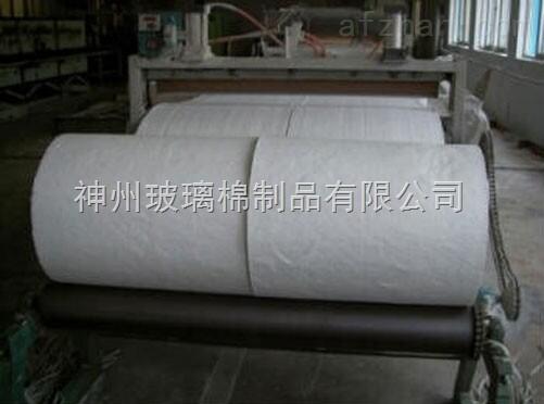 60mm厚硅酸铝针织毯