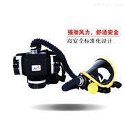 厂家直销安防自救式强制送风呼吸器鼓风机过滤器锂电池量大优惠