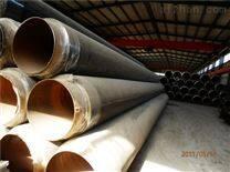 76*4耐高温聚氨酯预制保温管,直埋地下复合夹克管优质