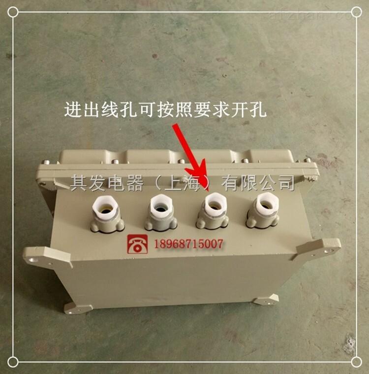 300*400隔爆型防爆接线箱_中国安防展览网