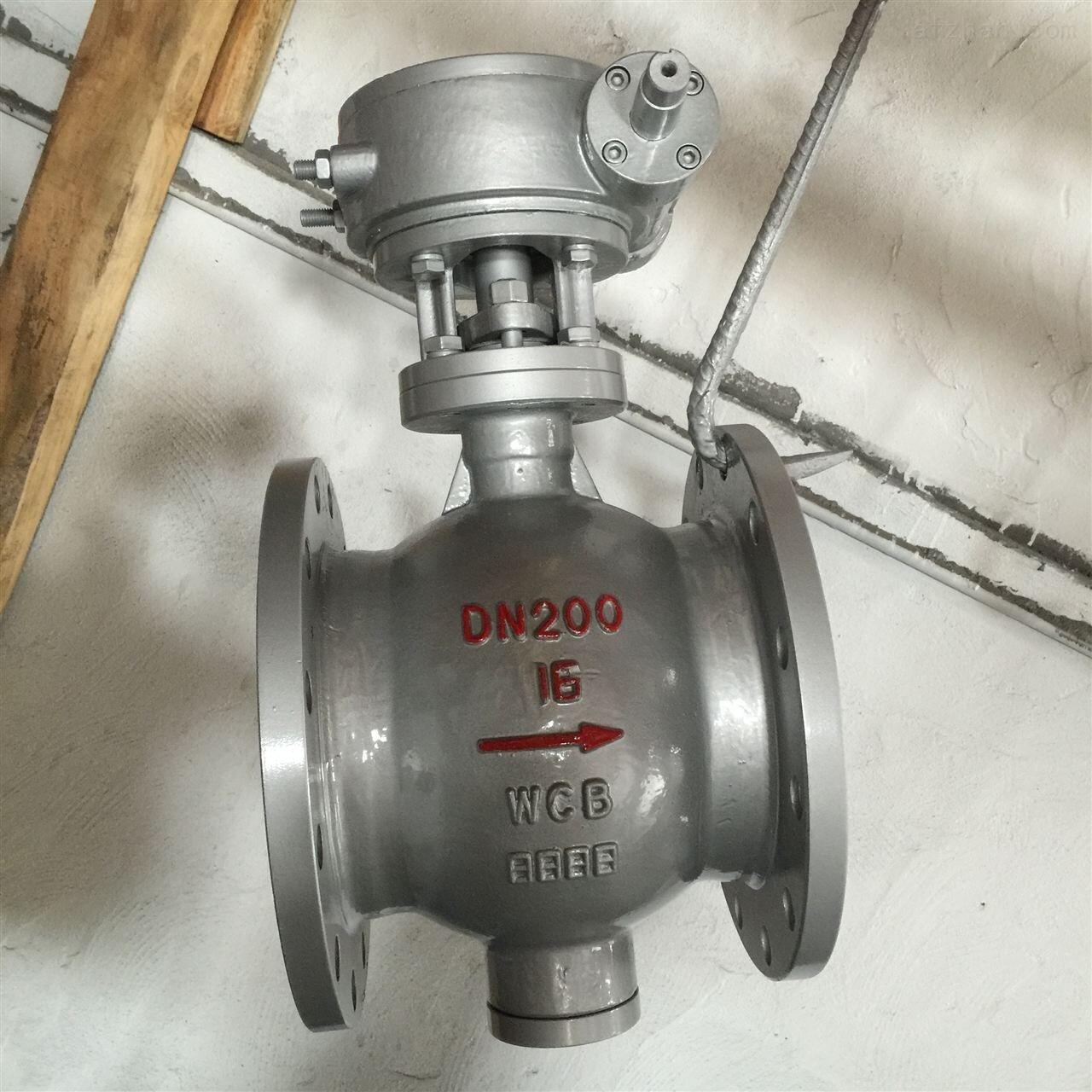 dn200软密封偏心半球阀 双偏心球阀  返回列表页 分享产品型号:  pq图片