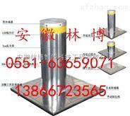 全自动液压升降柱设计 铜陵自动升降路障桩 自动升降柱