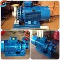 耐腐蚀管道泵 专业卧式管道泵