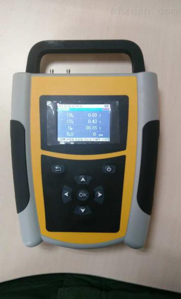 手持式沼气分析仪
