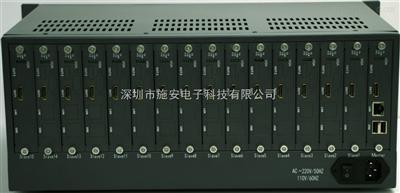 SA-D9016IP-HD高清网络数字矩阵