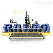 油墨自动定量灌装机