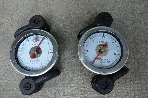 机械测力计 供应0-8KN机械拉力计厂家