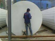 泰州市热力管道铁皮保温施工厂家