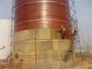 泰州市热力管道铁皮保温施工