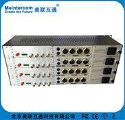 6路双向HD-SDI光端机