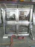 广西河池不锈钢泄爆窗定做 厂家直供