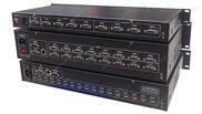 矩阵切换器 8进8出 16进16出  IPAD矩阵无线控制