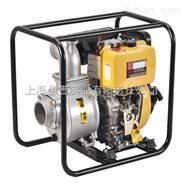 4寸柴油机高压消防水泵