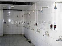 澡堂打卡机,IC卡淋浴水控器 淋浴节水器