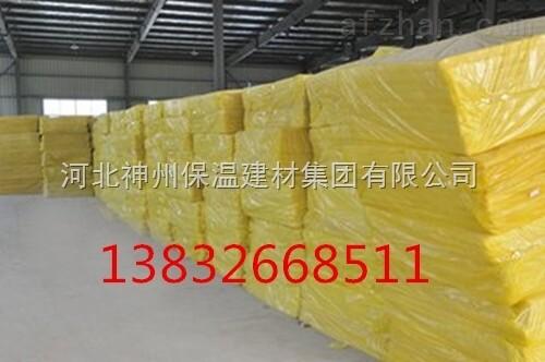 国标玻璃棉板容重