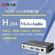 同三维T8000V VGA高清音视频编码器(采集盒)