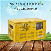 伊藤12KW汽油发电机车载电源用