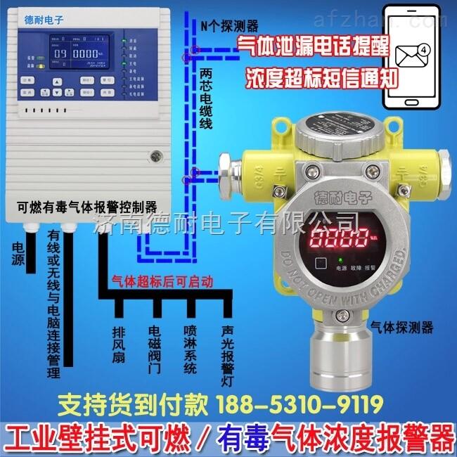 可燃气体检测报警器,RBT-6000-ZLGXS型可燃气体检测报警器