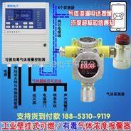 壁挂式甲苯气体探测报警器,煤气泄漏报警器