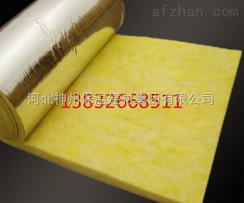 供应上海玻璃棉卷毡*玻璃棉容重*20公斤