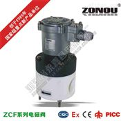 ZCF四氟塑料防腐电磁阀