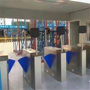 景区检票LED工地三辊闸人行通道闸机小区门禁系统二维码票务闸机
