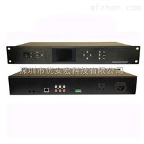 优安宏校园广播会议系统带显示网络解码器NA733