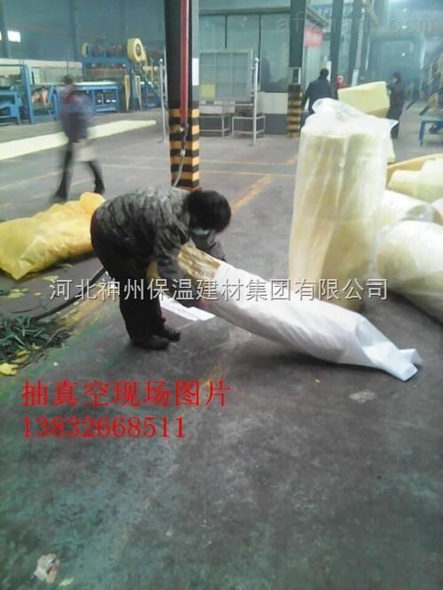 神州厂家玻璃棉毡规格型号大全**钢结构玻璃棉毡一吨价位