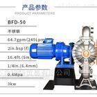 电动隔膜泵 BFD-50不锈钢