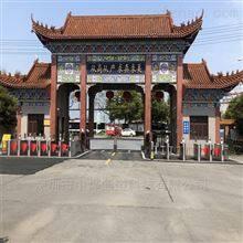 ZY-N03231校园出入口门禁通道闸机