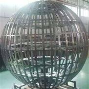 气象局应用球形显示屏 室内全彩LED电子屏