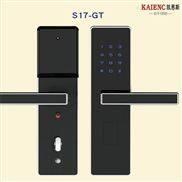 酒店密码锁 公寓刷卡密码感应锁 小区学校专用指纹密码锁价格