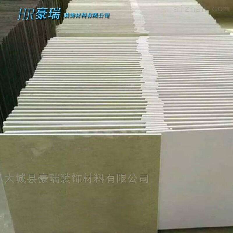 上海岩棉玻纤板具有很好的防潮性能