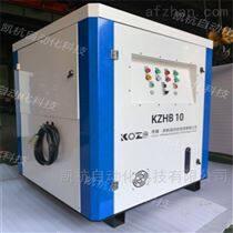 湖南循环水泵站液控半球阀液动执行器
