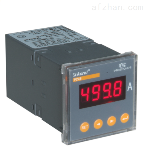 单相电流表 数码管显示 一路4-20mA输出