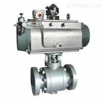 富林克泵阀 气动高压球阀