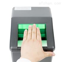 517指掌纹采集仪 ten fingerprint scanner