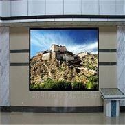 展厅安装25平方P2.5LED全彩屏长宽比例多少
