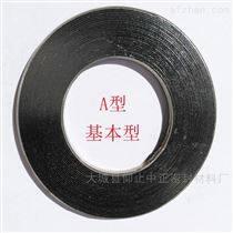压力管道缠绕式垫片 不锈钢金属密封垫片