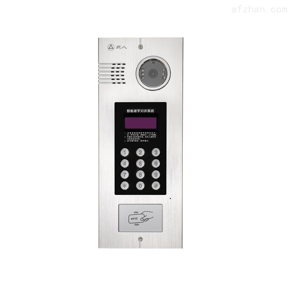 无线可视对讲 电梯联动 安防智联 图像存