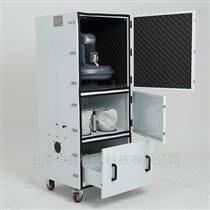 小型柜式磨床用布袋集尘机