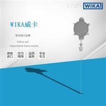 WIKA威卡电子温度计用于造船业轴管TR791