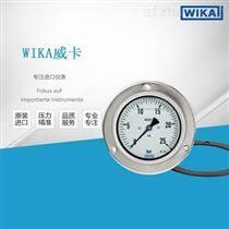 威卡WIKA波登管压力表,不锈钢材质 PG23CP