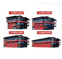 移动式模块化消防站