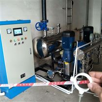 齊齊哈爾高層改造無塔供水設備水壓控制器