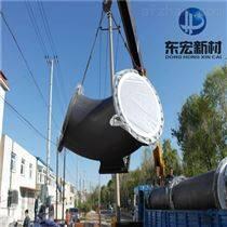 工业废水输送钢衬塑管道